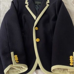 Novak blue blazer